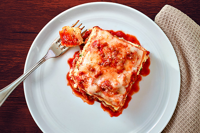 Simply Lasagna Recipe
