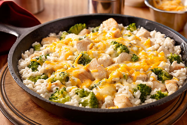 Easy Chicken And Broccoli - Kraft Recipes-6379