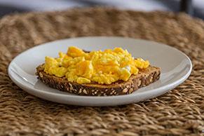 Cheddar Eggs