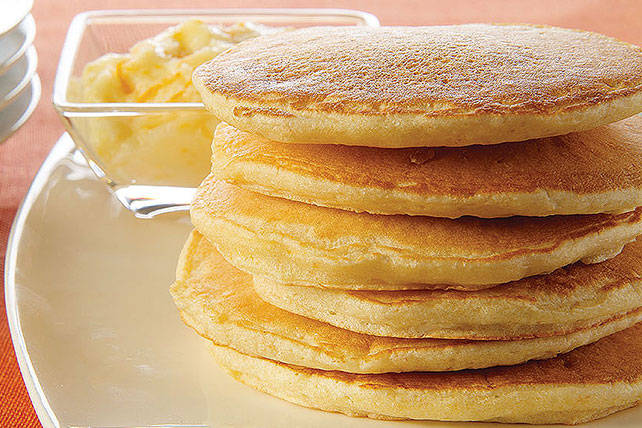 Sunny Morning Pancakes Image 1