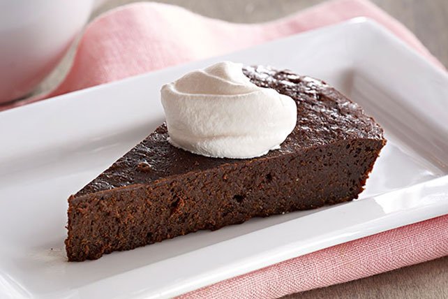 Chocolate Truffle Pie Image 1