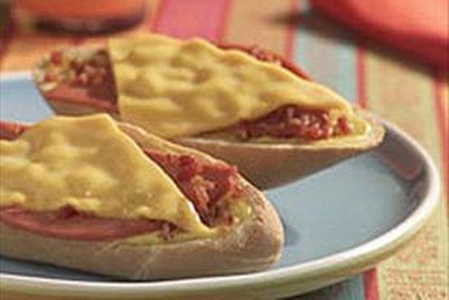 Pan de queso y bologna Image 1