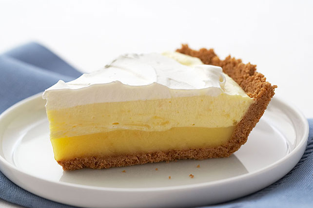 Triple-Layer Lemon Pie Image 1