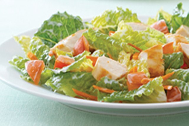 Fresh Vegetable-Chicken Salad Image 1
