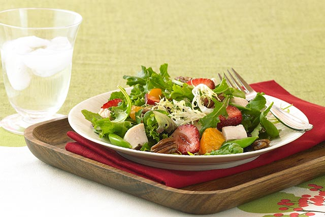 Chicken & Citrus Salad Image 1
