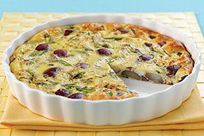 MIRACLE WHIP Potatoes Frittata