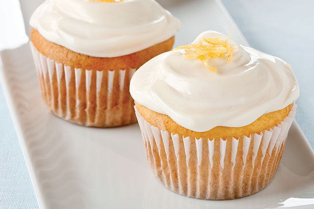 Lemon-Cream Cheese Frosting Image 1