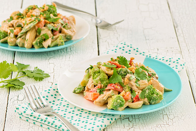 Cilantro-Chicken Salad - Kraft Recipes
