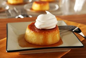 Coconut-Cream Cheese Flan