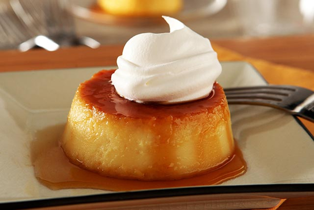 Coconut-Cream Cheese Flan Image 1