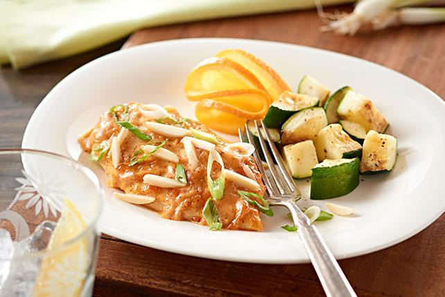 Pollo asado a la naranja Image 1
