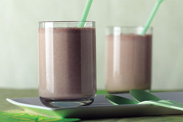 Hot Chocolate Milkshake Image 1