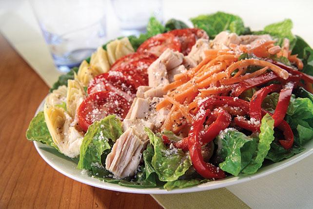 Caesar Antipasto Salad Image 1
