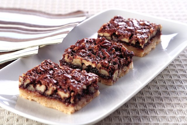Barras de chocolate con pacanas Image 1