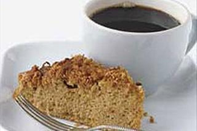 Cinnamon-Crusted Coffee Cake Image 1
