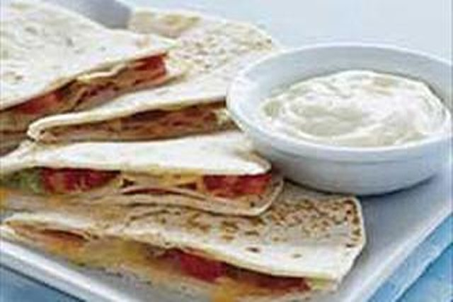 Club Quesadillas Image 1