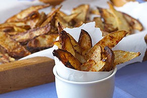 Un-fried French Fries