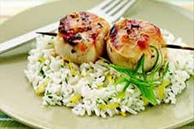 Atlantic Scallops Image 1