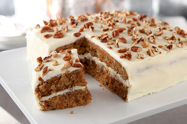 Prime Best Carrot Cake Recipe My Food And Family Funny Birthday Cards Online Inifodamsfinfo
