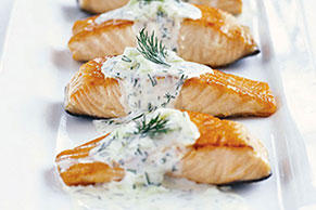 Salmon in 20 Minutes