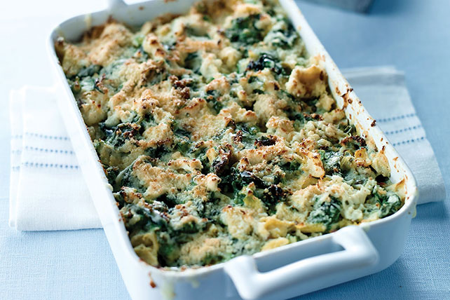 Baked Triple-Veggie Dip Image 1