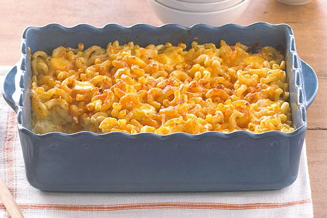Macarrones con queso de María Image 1