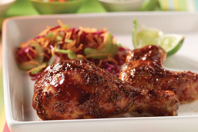 Caribbean BBQ Chicken Image 1