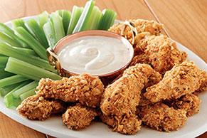 Alitas de pollo a la Wisconsin