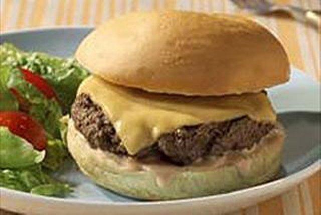 Hamburguesa con A.1.®  Image 1