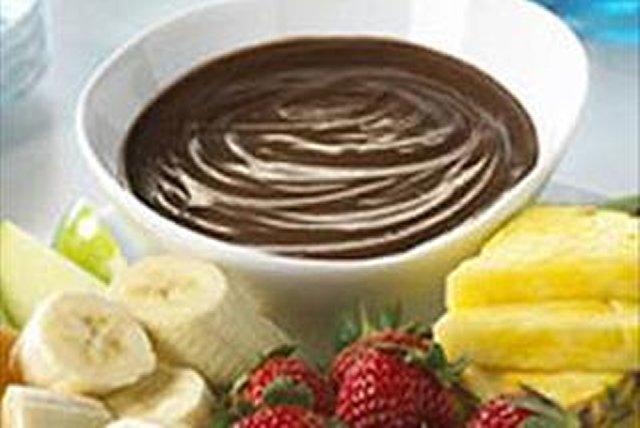 Chocolate Fondue Image 1