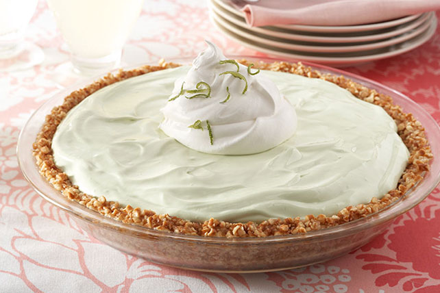 Key Lime Margarita Pie Image 1