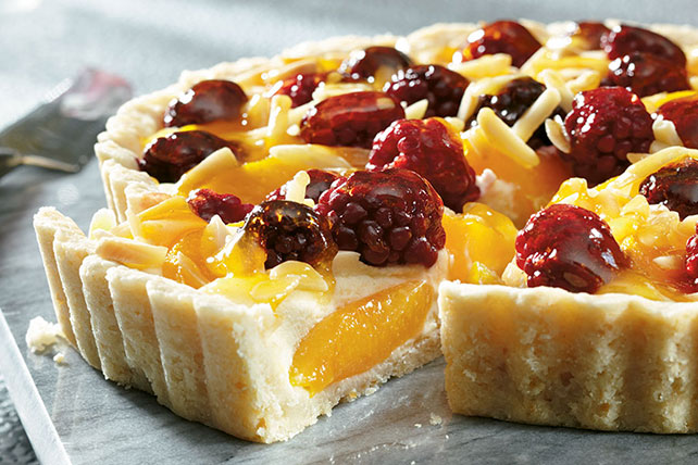 Summer Fruit Tart Image 1