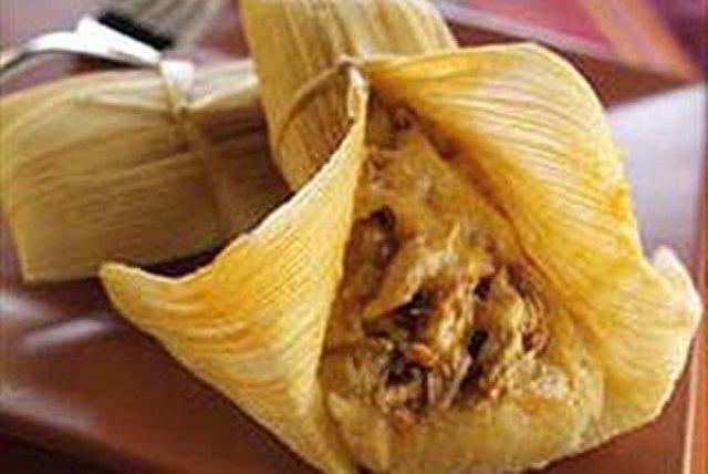 Tamales con queso Image 1