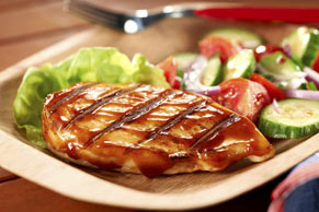 Perfect BBQ Grilled Chicken