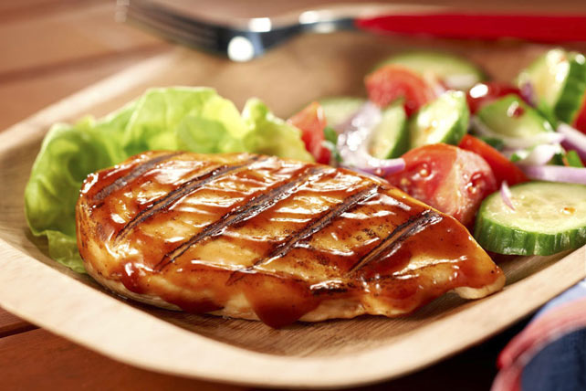 Perfect BBQ Grilled Chicken Image 1