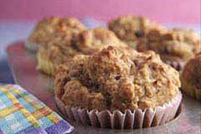 Apple-Walnut Muffins Image 1