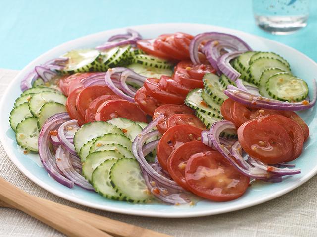 comida con tomate