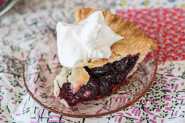 Bing Cherry Pie Image 1