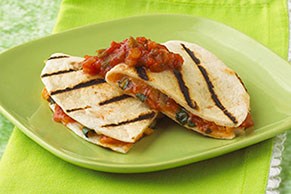 Great Grilled Quesadillas