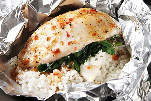 Foil pack fish recipes