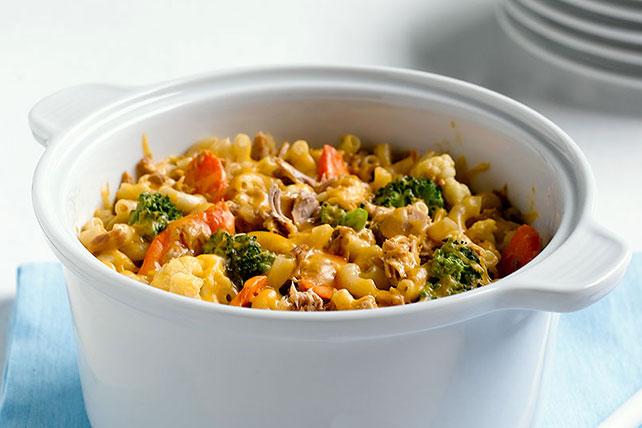 Cheesy Tuna Noodle Casserole Image 1