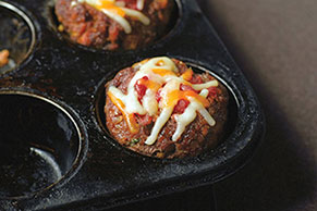 Marvelous Mini Meatloaves
