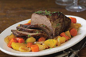Prairieland Pot Roast
