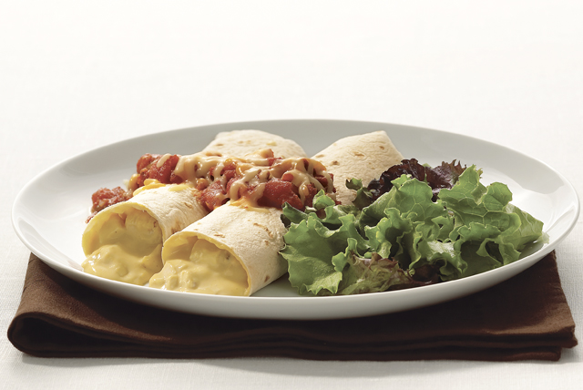 Cheesy Chicken Enchiladas Image 1