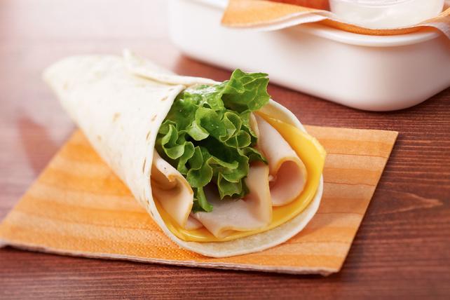 Rollitos de tortilla para los martes Image 1