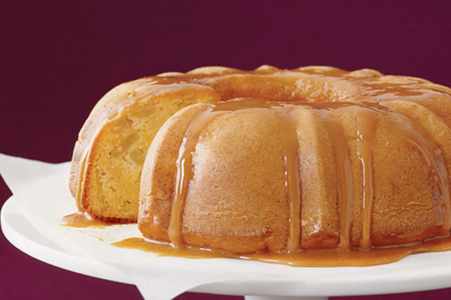 Pastel de manzanas acarameladas Image 1