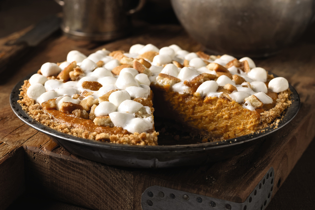 Sweet Potato Pie Image 1