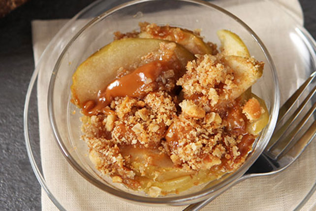 Caramel Apple Crisp Image 1