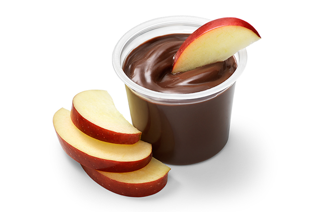 Apples and Chocolate Pudding Dip Image 1