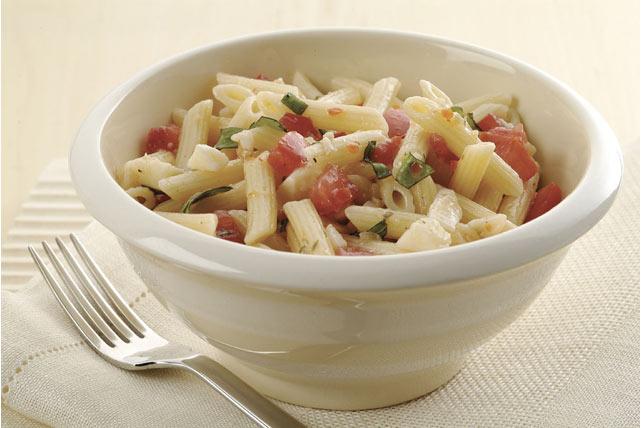 Salade de pâtes à l'italienne facile à préparer Image 1